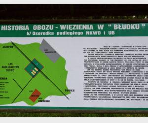 Historia obozu NKWD w Błudku