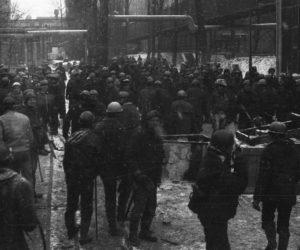 16 grudnia 1981 r. pacyfikacja Kopalni Węgla Kamiennego