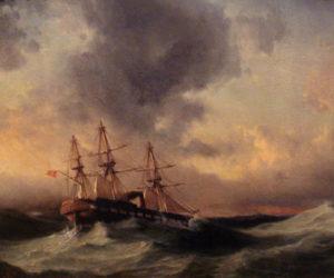 "Katastrofa fregaty ""Ertuğrul"""