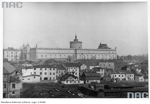 zamek-lubelski-w-okresie-ii-wojny-swiatowej-z-archiwum-narodowego-archiwum-cyfrowego