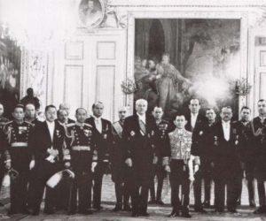 OFICJALNIE WROGOWIE, W RZECZYWISTOŚCI SOJUSZNICY                      Dzieje Ambasady Cesarstwa Japonii w Warszawie oraz Rzeczypospolitej Polskiej w Tokio podczas II wojny światowej